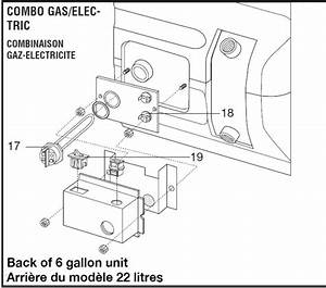 Where Is Heater Element Of Atwood Water Heater