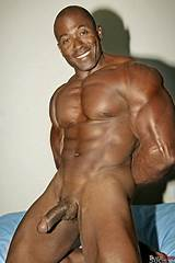 Free muscled black cocks
