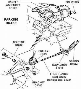 Parking Brake - Diagram View