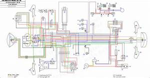 1990 Harley Fxr Wiring Diagram