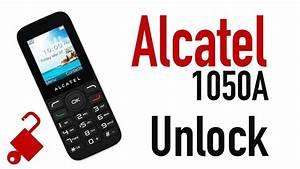 Desbloquear Alcatel 1050a - Andresgsm