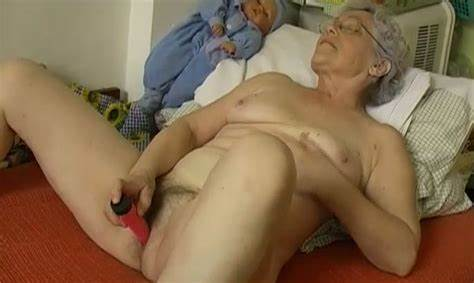German Grey Haired Milf With Solid Tits Drilled Cunts Porn