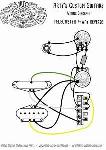 Telecaster Fender Wire Diagram