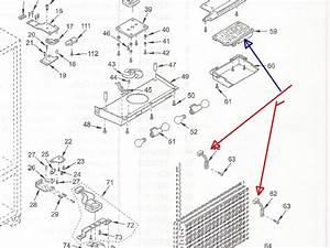 Sub Zero 650 Parts Diagram