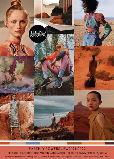 Trendmoodboards - Trendsenses | Color trends fashion ...
