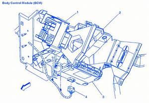 Chevrolet Silverado 1500 Hd 2003 Body Control Module