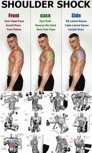 Top 10 Shoulders Exercises