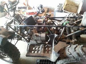 2006 Sunl 400 4x4  Need Parts And A Wiring Diagram