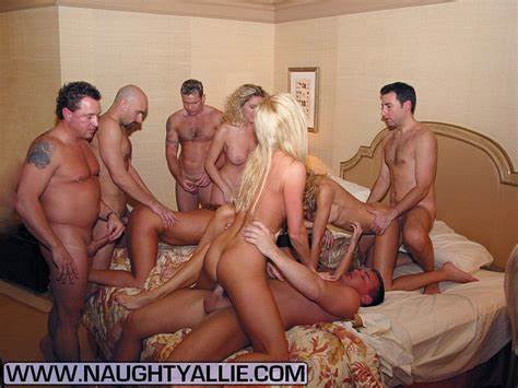 Playful Hooker Pissing Destroyed Swingers Couple Destroyed In Biggest Orgy