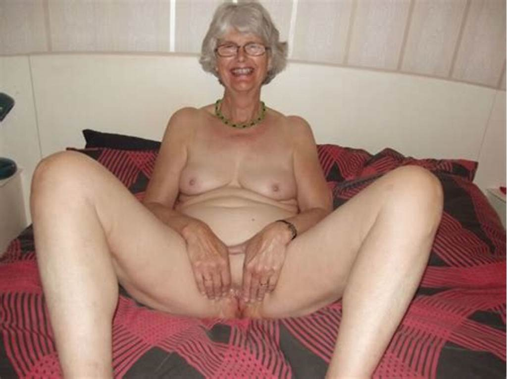 #Very #Old #Granny #Spreading