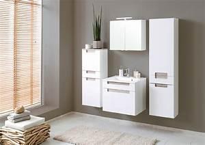 Badezimmer Hängeschrank Weiß : bad h ngeschrank siena 1 t rig 40 cm breit hochglanz ~ Watch28wear.com Haus und Dekorationen