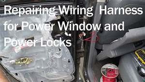 2006 Dodge Dakota Driver Door Panel Unlock Switch Wiring