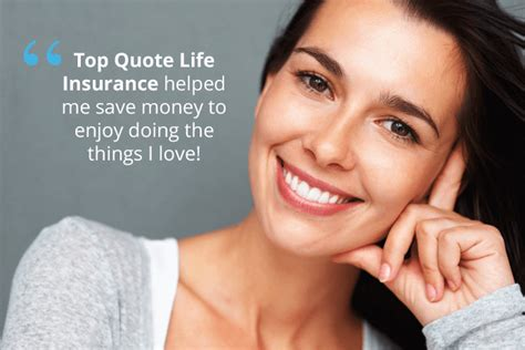 A standardized medical exam is also part of this process. Top Quote Life Insurance - Best Term Life Insurance Rates