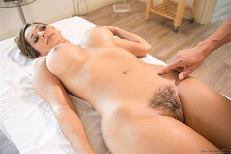 Oiled Red Haired Taking By Masseur
