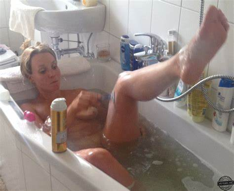 Miss In Shower Caught On Homemade Amateur