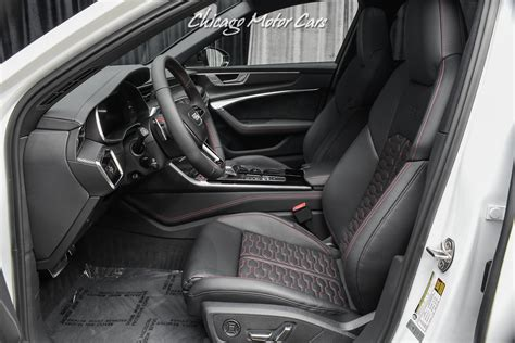 Maybe you would like to learn more about one of these? Used 2021 Audi RS6 4.0T Quattro Avant Hatchback LOADED w ...