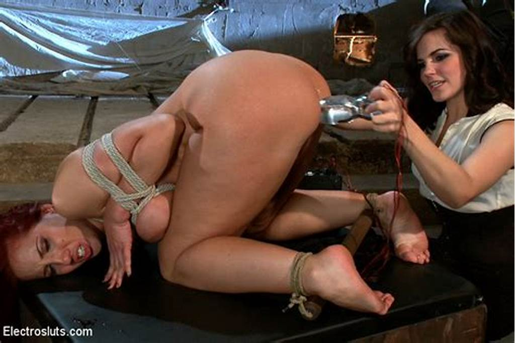 #Kelly #Divine #Is #In #Bondage #And #Her #Mistress #Bobbi #Starr #Is