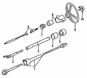 1992 C1500 Steering Diagram