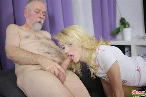 Naughty Youthful Girls Gets And Blowjob Her Younger Boy
