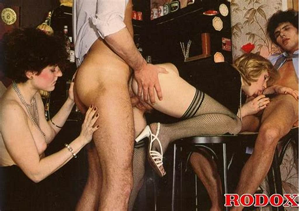 #Rodox #Two #Seventies #Couples #Fucking #In #A #Bar
