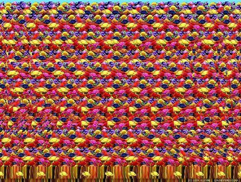 estereogramas 3d Imágenes Ocultas en 3D Estereogramas