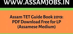 Assam Tet Guide Book 2019  Latest  Pdf Download Free For