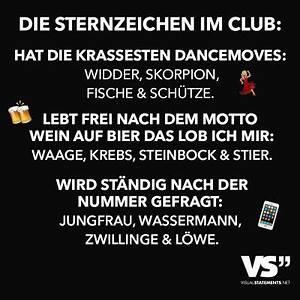 Stier Und Skorpion : die sternzeichen im club hat die krassesten dancemoves ~ A.2002-acura-tl-radio.info Haus und Dekorationen