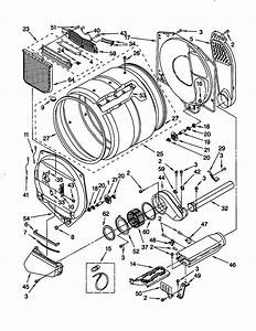 8258dc Sears Dryer Wiring Diagram