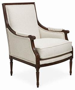 James Accent Chair  Oatmeal Woven 1 599