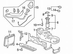 Chevrolet Silverado 2500 Hd Module  Fuel  Pump  Kit