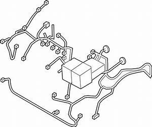 Chevrolet Aveo Engine Wiring Harness  Manual Trans  W  O Ac