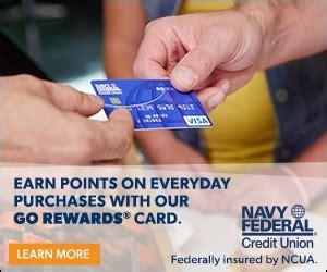 Have you received credit card solicitations in the mail and wondered if you were missing out on a good worldwide acceptance. Navy Federal Go Rewards Credit Card Review: 20,000 Bonus ...