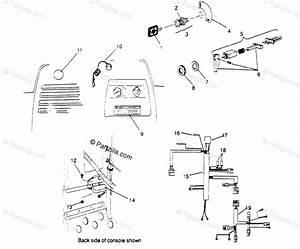 Polaris Snowmobile 1995 Oem Parts Diagram For Ignition