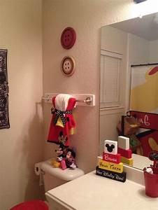 mickey and minnie mouse bathroom bathroom design ideas With minnie and mickey bathroom decor