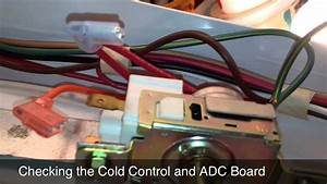 Fixing A Kenmore  Whirlpool  Refrigerator That Intermittently Warms Up