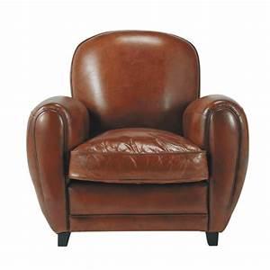 Fauteuil Club Cuir Maison Du Monde : fauteuil club enfant cuir maison design ~ Melissatoandfro.com Idées de Décoration