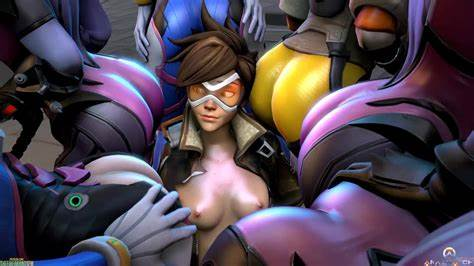 Does Out Of Your League overwatch hentai pictures & gifs