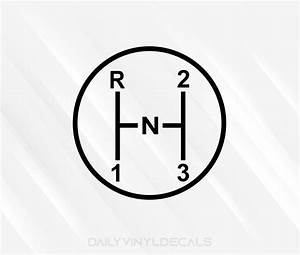 3 On The Tree Decal Gear Diagram Decal 3 On The Tree