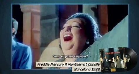 El disco Barcelona fue una trabajo en solitario de Freddie