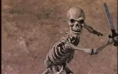 2spooky Gif Skeleton | www.pixshark.com - Images Galleries ...