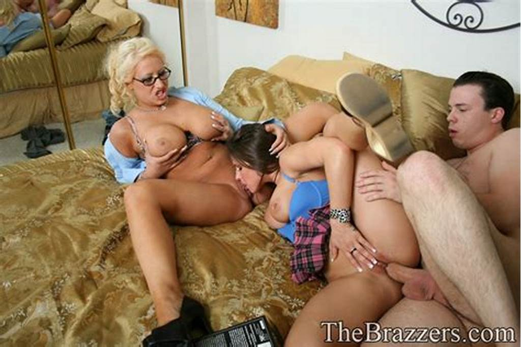 #Busty #Rachel #Roxxx #And #Candy #Manson #Have #A #Wild #Threesome