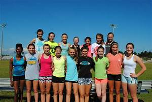 Middle School Girls Track