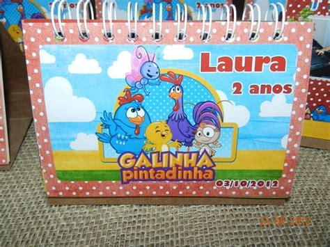Calendario Galinha Pintadinha 2016 no Elo7 Analu