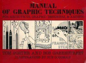 Lewis Graphic Design For Architects Manual Of Graphic Techniques For Architects Gr By