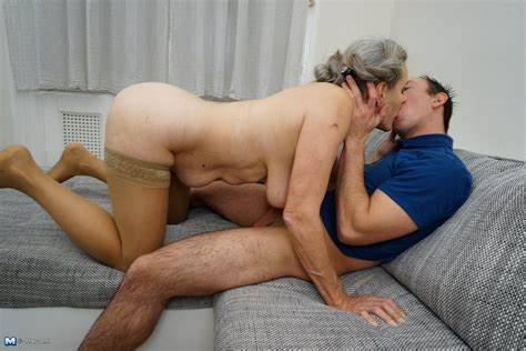 Granny And Her Younger Male