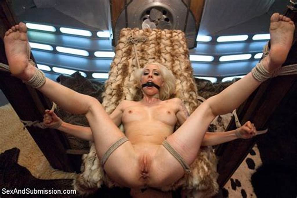 #The #Brutal #Submission #Of #Barbarella