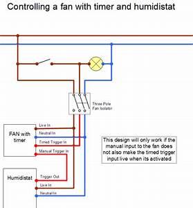 Wiring Diagram Bathroom Extractor Fan