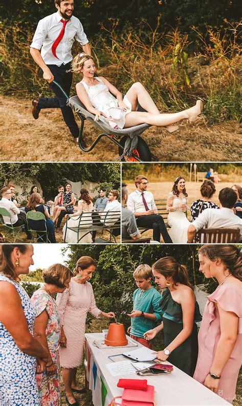 Alternative outdoor wedding Gold Hill Dorset Wedding