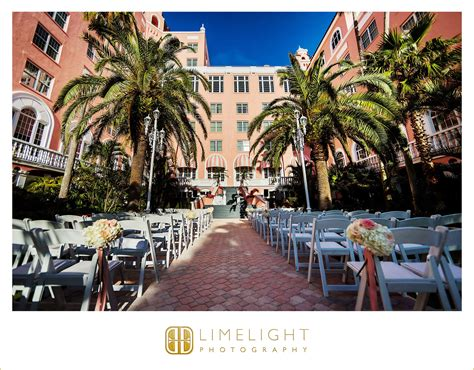 Florida wedding St Petersburg Don Cesar wedding venue