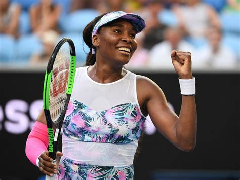 Commentary from bbc radio 5 live available on both matches on this page (click button at top of. Venus Williams fights back to reach second round of Australian Open   The Independent   The ...